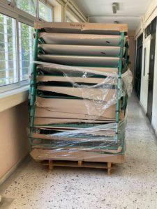 Κηφισιά: Τα σχολεία του Δήμου εξοπλίζονται υ υλικοτεχνικού εξοπλισμού από την ΚΤΥΠ –Κτιριακές Υποδομές Α.Ε