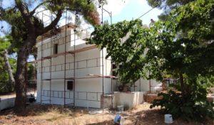 Κηφισιά: Ολοκληρώθηκαν οι εργασίες της επισκευής του Δημοτικού κτηρίου (πρώην Αστυνομικού Σταθμού Εκάλης)