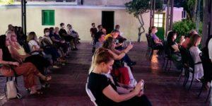 Το Φεστιβάλ του Δήμου Αμαρουσίου, συνεχίζεται στο Αίθριο Θέατρο, Λ. Κηφισίας 219,