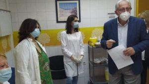 Μαρούσι: Ο Δήμος υποστηρίζει ενεργά το πρόγραμμα εμβολιασμού κατ' οίκον των ατόμων με δυσκολία μετάβασης στα εμβολιαστικά κέντρα