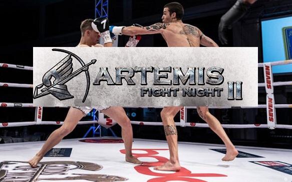 Μαρούσι: Το«Artemis Fight Night» διοργανώνεται για 2ηχρονιά και γίνεται θεσμός στη πόλη
