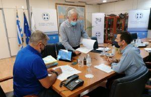 Μαρούσι: Συνάντηση σήμερα του Δήμαρχου με τον Περιφερειάρχη Αττικής