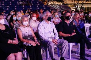 «Φεστιβάλ Αμαρουσίου 2021» Παρουσία του Δημάρχου Θ. Αμπατζόγλου η παράσταση του Δημοτικού Ωδείου Αμαρουσίου «Ας θυμηθούμε τα παλιά»