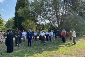 Παπάγου Χολαργός: Εκδήλωση μνήμης και τιμής υπέρ των πεσόντων στην Κύπρου