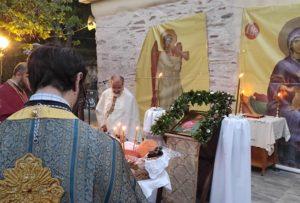 Πεντέλη: «Εορτασμός Άγιου Σύλλα Νέας Πεντέλης» Σε κλίμα θρησκευτικής κατάνυξης ο Μέγας εσπερινός