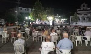 Πεντέλη: Μουσική βραδιά αφιερωμένη στον μουσικοσυνθέτη Μίμη Πλέσσα