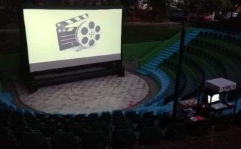 Πεντέλη: Σήμερα το βράδυ πραγματοποιήθηκαν τα εγκαίνια του κινηματογράφου