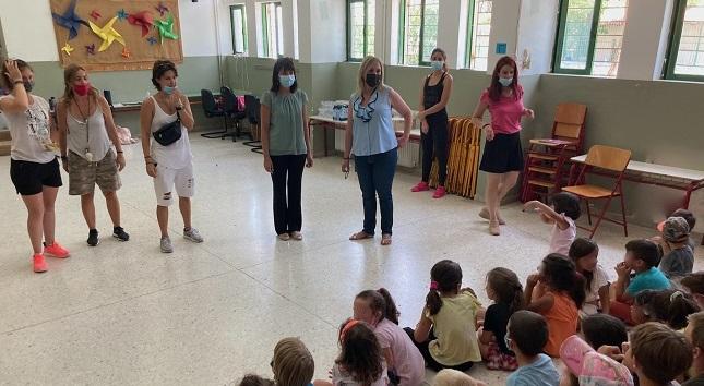 Πεντέλη: Ολοκληρώθηκε το Πρόγραμμα Καλοκαιρινής Δημιουργικής Απασχόλησης του Δήμου για παιδιά 5-12 ετών