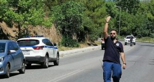 Πεντέλη: Σοβαρό τροχαίο ατύχημα στην Ελευθερίου Βενιζέλου χθες το μεσημέρι