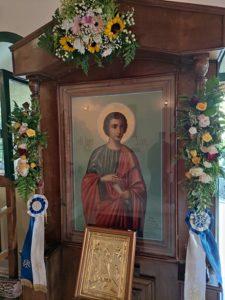 Πεντέλη: «Εορτασμός Άγιου Σύλλα Νέας Πεντέλης» Σε κλίμα θρησκευτικής κατάνυξης ο Μέγας εσπερινός στο ομώνυμο ιστορικό εκκλησάκι