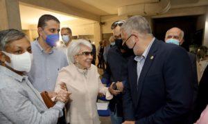μετονομασία οδών πλησίον του νοσοκομείου Αγία Όλγα σε Θ. Κωνσταντόπουλου και Αλίκης Περρωτή – Κωνσταντοπούλου