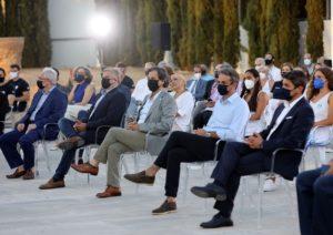Περιφέρεια Αττικής: Παρουσιάστηκε το MasterPlan εκσυγχρονισμού και αξιοποίησης του ΟΑΚΑ, παρουσία του Πρωθυπουργού Κ. Μητσοτάκη