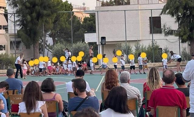Το βράδυ της Πέμπτη 15 Ιουλίου πραγματοποιήθηκε στο 2ο Δημοτικό Σχολείο Πεύκης η γιορτή για τα παιδιά που συμμετείχαν.