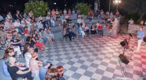 Λυκόβρυση Πεύκη: Στην Έναρξη των Βραδιών Πολιτισμού 2021 στη Λυκόβρυση ο Δήμαρχος
