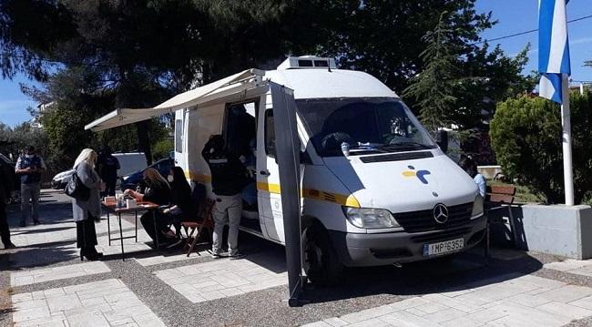 Λυκόβρυση Πεύκη: Ο Δήμος σήμερα πραγματοποιεί δωρεάν rapid tests έξω από το Δημοτικό Κατάστημα Λυκόβρυσης
