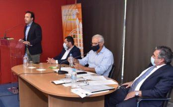 Λυκόβρυση Πεύκη: Στη Γενική Συνέλευση της ΕΕΤΑΑ συμμετείχε ο Τάσος Μαυρίδης ως εκπρόσωπος της ΠΕΔ Αττικής