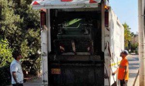 Λυκόβρυση Πεύκη: Πλύσεις κάδων από τον Δήμο