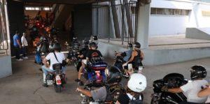 Ελλάδα: Πρώτος σταθμός στην Ολυμπιακή Περιήγηση με μηχανές Harley το Στάδιο Ειρήνης και Φιλίας
