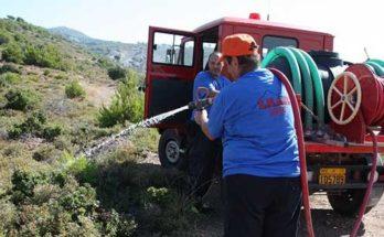ΣΠΑΠ: 2ο Εθελοντικό Πότισμα για το 2021 στο Πεντελικό σε συνεργασία με το «Όλοι Μαζί Μπορούμε και στο Περιβάλλον»