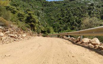 ΣΠΑΥ: Ολοκληρώθηκε η συντήρηση του κομβικού δασικού δρόμου που ενώνει το Δυτικό με το Ανατολικό τμήμα του Υμηττού