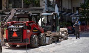 Αθηναίων : Αποκατάσταση πεζοδρομίων και περιβαλλοντική αναβάθμιση σε 410 δρόμους της Αθήνας