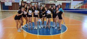 Πεντέλη :Οι Νεανίδες και Κορασίδες κατέκτησαν την τρίτη θέση στις κατηγορίες τους Στο Πανελλήνιο Πρωτάθλημα