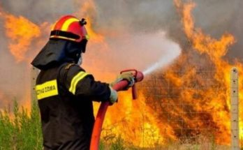 Η Γαλλία κινητοποιεί μια πρωτοφανή χερσαία και εναέρια δύναμη για να βοηθήσει την Ελλάδα στις μεγάλες πυρκαγιές