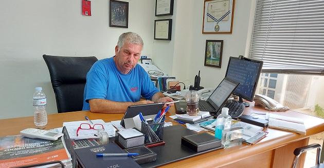 ΣΠΑΠ: Ο Πρόεδρος του συνδέσμου συμμετείχε στην συνεδρίαση του Διοικητικού Συμβουλίου της ΚΕΔΕ για την καταστροφική πυρκαγιά σε Βαρυμπόμπη, Αδάμες και Κρυονέρι