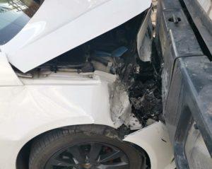 Βριλήσσια: Τροχαίο ατύχημα με το τραυματισμό στην οδό Αναπαύσεως και Ηρακλείτου