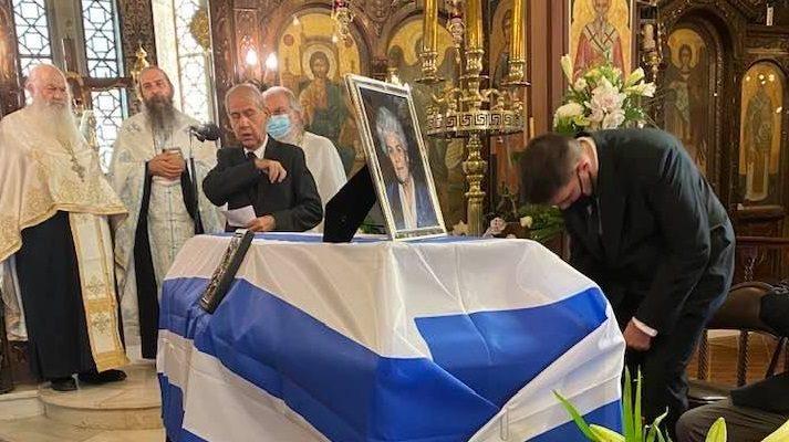 Φιλοθέη Ψυχικό: Στις 21/9 έφυγε από κοντά μας η ηρωίδα της Αντίστασης Σύλβια Ιωαννιδου