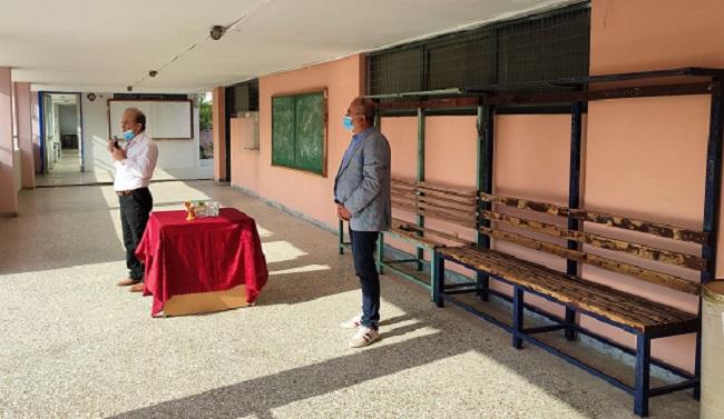 Ηράκλειο Αττικής: Κανονικά ξεκίνησε η νέα σχολική χρονιά στα σχολειά του Δήμου