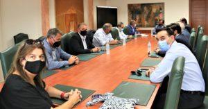 Ηράκλειο Αττικής: Σύσκεψη του Υπουργού Ανάπτυξης και Επενδύσεων με τον Δήμαρχο και τους επικεφαλής των δημοτικών παρατάξεων στις 31/8