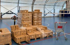 Κηφισιά : Πραγματοποιήθηκε η δωρεάν διανομή τροφίμων στους δικαιούχους ΤΕΒΑ