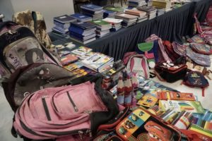 Μαρούσι : Σημαντική ποσότητα σχολικών ειδών συγκεντρώθηκε από τους Μαρουσιώτες στο πλαίσιο της δράσης του Δήμου και του ΣΚΑΙ « Όλοι Μαζί Μπορούμε»