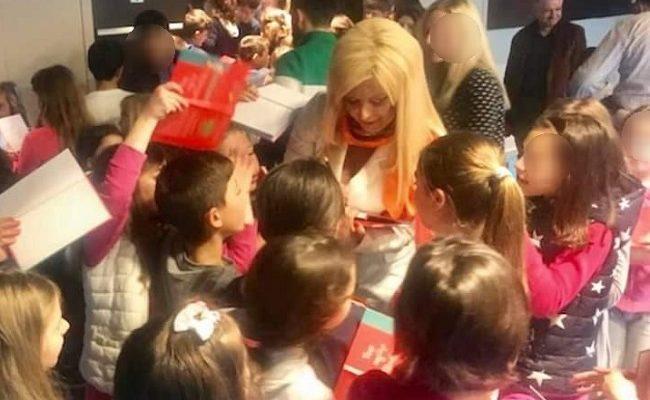Μαρούσι: Μήνυμα Μαρίνας Σταυράκη Πατούλη, για την έναρξη της νέας σχολικής χρονιάς