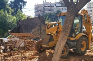 Μεταμόρφωση: Οι διανοίξεις δρόμων σε όλο το Δήμο συνεχίζονται