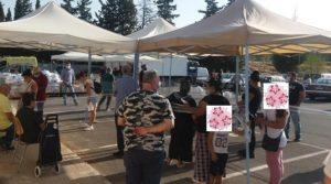 Παλλήνη: Διανομή ΤΕΒΑ σε σχεδόν 300 οικογένειες του Δήμου