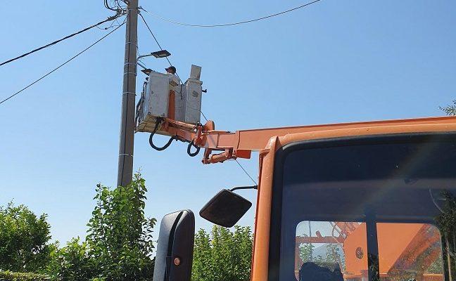 Παλλήνη : Νέο φωτισμό led αποκτούν σταδιακά, όλες οι γειτονιές του Δήμου