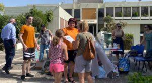 Παπάγου Χολαργός: Συγκεντρώση σχολικών ειδών για παιδιά οικογενειών που έχουν ανάγκη