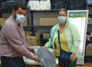 Λυκόβρυση Πεύκη: Διανομή σχολικών ειδών με χρηματοδότηση από το Ταμείο Ευρωπαϊκής Βοήθειας για τους Απόρους