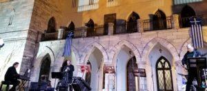 Πεντέλης: «Φεστιβάλ Πεντελικού» Μια ξεχωριστή βραδιά στο Μέγαρο Δουκίσσης Πλακεντίας με το μουσικό σχήμα TimeFusion