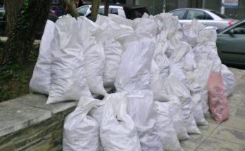 Πεντέλη: Ενημερώνουμε ότι οι πολίτες που κάνουν οικοδομικές εργασίες έχουν την πλήρη ευθύνη για την απομάκρυνση των αποβλήτων τους