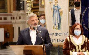 Περιφέρεια Αττικής : Στις εκδηλώσεις εθνικής μνήμης για τη Γενοκτονία των Ελλήνων της Μικράς Ασίας ο Περιφερειάρχης Αττικής Γ. Πατούλης