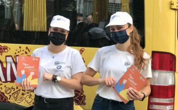 Περιφέρεια Αττικής: Ξεκίνησε από τα κλιμάκια της Περιφέρειας και του ΙΣΑ το πρόγραμμα ενημέρωσης για τον Sars-CoV-2 στα σχολεία του Λεκανοπεδίου