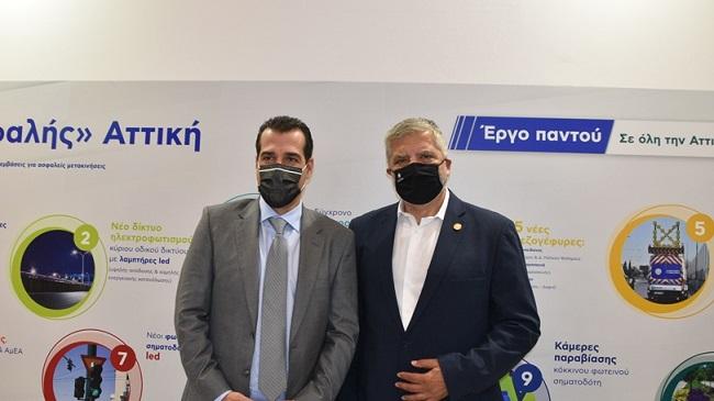 Περιφέρεια Αττικής : Βράβευση υγειονομικών που συνέδραμαν εθελοντικά στην καταπολέμηση της πανδημίας
