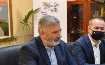 Περιφέρεια Αττικής: Συνάντηση του Περιφερειάρχη με τον CEO και αντιπροσωπεία της Expertise France που υποστηρίζει τεχνικά την Ελλάδα σε θέματα Δημόσιας Διοίκησης