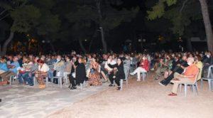Λυκόβρυση Πεύκη: Στο ρεσιτάλ τραγουδιού της Ελένης Βιτάλη ο Δήμαρχος