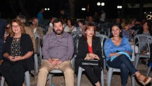 Λυκόβρυση Πεύκη : Στη συναυλία της Ελπίδας και στην εκδήλωση του ΠΕΑΠ για το 1821 ο Δήμαρχος
