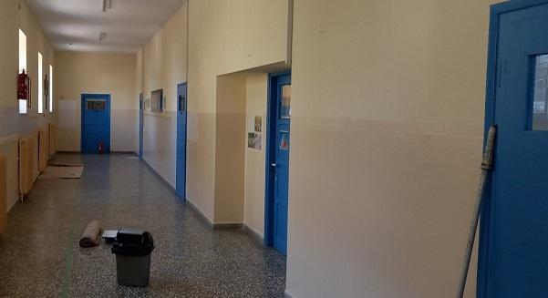 Λυκόβρυση Πεύκη: Ολοκληρώθηκαν οι παρεμβάσεις σε Νηπιαγωγεία και Δημοτικά Σχολεία