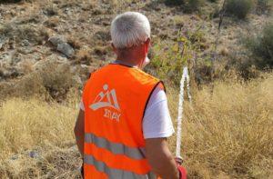ΣΠΑΥ : Νέο πότισμα στις αναδασώσεις του Υμηττού